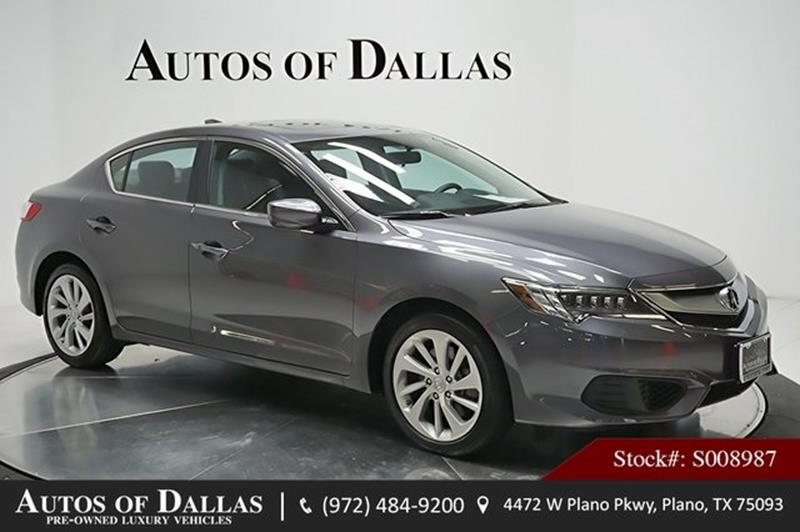 2017 Acura ILX for sale in Plano, TX