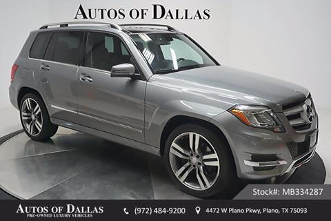 2014 Mercedes-Benz GLK for sale in Plano, TX