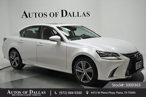 2016 Lexus GS 350 for sale in Plano, TX