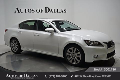 2015 Lexus GS 350 for sale in Plano, TX