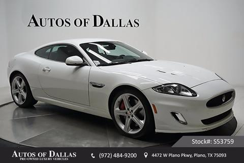 2014 Jaguar XK for sale in Plano, TX