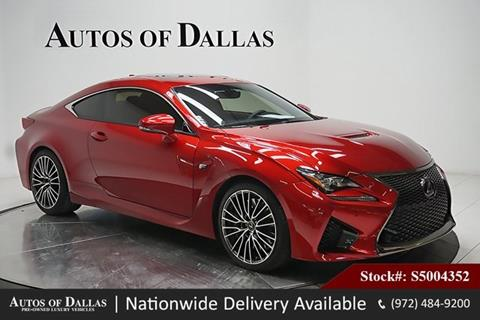 2015 Lexus Rc F For Sale In Hawaii Carsforsale