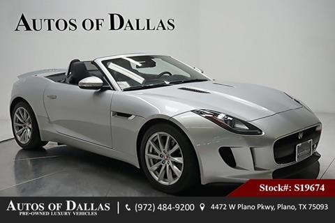 2015 Jaguar F-TYPE for sale in Plano, TX