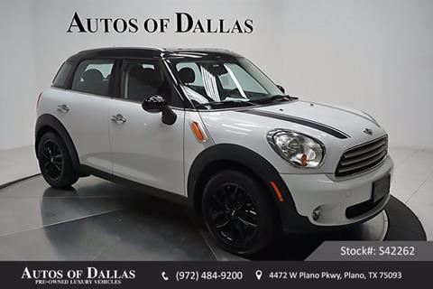 2014 MINI Countryman for sale in Plano, TX