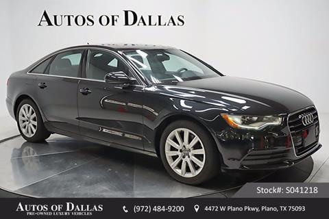 2014 Audi A6 for sale in Plano, TX