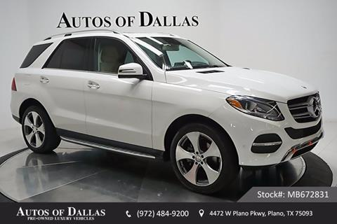 2016 Mercedes-Benz GLE for sale in Plano, TX