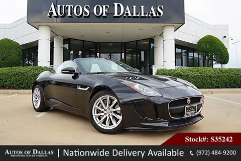 2016 Jaguar F TYPE For Sale In Plano, TX