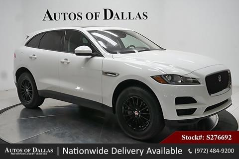 2018 Jaguar F PACE For Sale In Plano, TX
