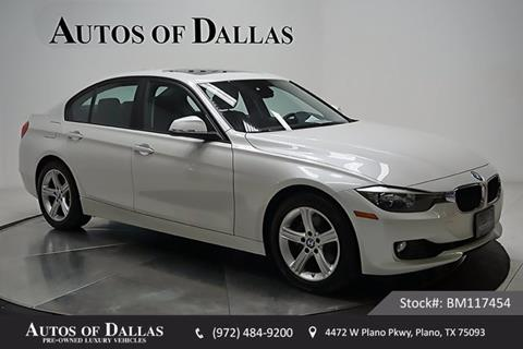 2014 BMW 3 Series for sale in Plano, TX