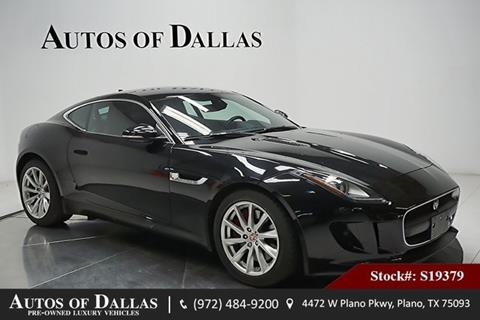 2015 Jaguar F TYPE For Sale In Plano, TX
