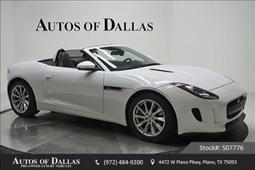 2014 Jaguar F-TYPE for sale in Plano, TX