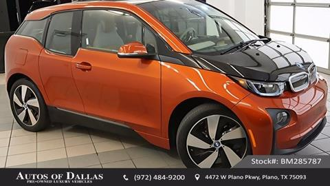 2014 BMW i3 for sale in Plano, TX