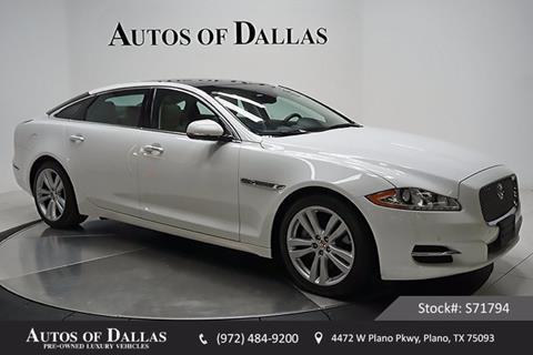 2014 Jaguar XJL for sale in Plano, TX