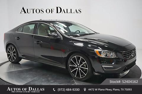 2016 Volvo S60 for sale in Plano, TX