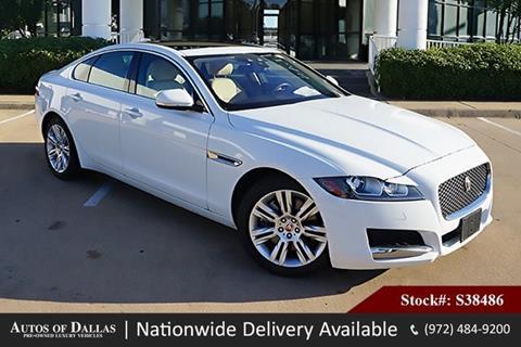 Jaguar xf for sale dallas