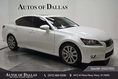 2014 Lexus GS 350 for sale in Plano, TX