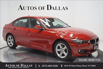 2015 BMW 3 Series for sale in Plano, TX