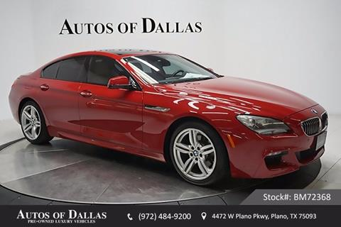 2014 BMW 6 Series for sale in Plano, TX