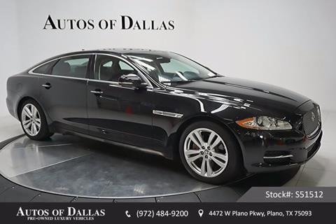 2013 Jaguar XJL for sale in Plano, TX