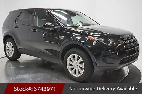 2018 Land Rover Discovery Sport for sale in Plano, TX