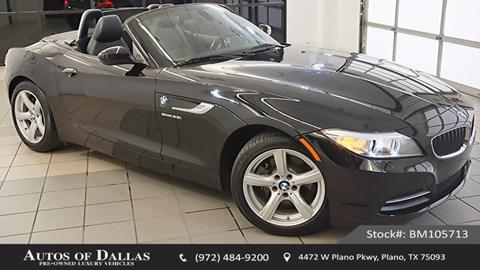 2014 BMW Z4 for sale in Plano, TX
