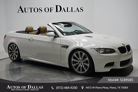 2008 BMW M3 for sale in Plano, TX