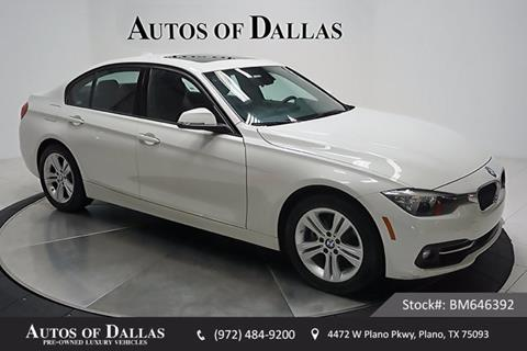 2016 BMW 3 Series for sale in Plano, TX