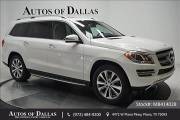 2014 Mercedes-Benz GL-Class for sale in Plano, TX