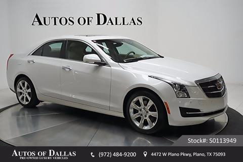 2015 Cadillac ATS for sale in Plano, TX