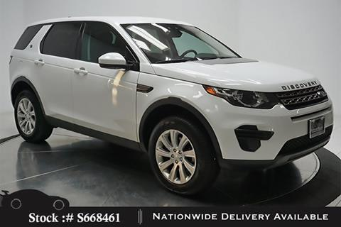 2017 Land Rover Discovery Sport for sale in Plano, TX