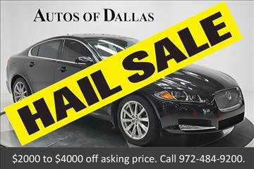2013 Jaguar XF for sale in Plano, TX