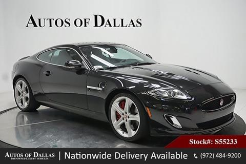 2015 Jaguar XK For Sale In Plano, TX