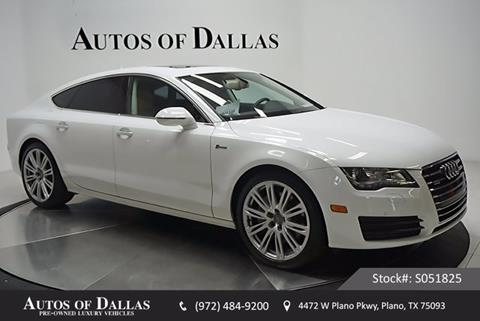 2014 Audi A7 for sale in Plano, TX