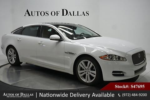 2013 Jaguar XJL For Sale In Plano, TX