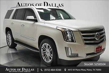 2015 Cadillac Escalade for sale in Plano, TX