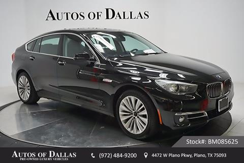 2014 BMW 5 Series for sale in Plano, TX