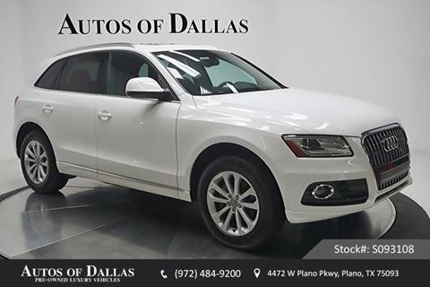 2014 Audi Q5 for sale in Plano, TX