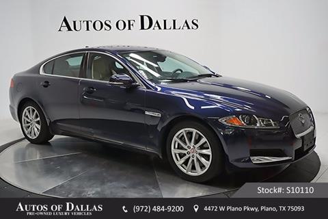2014 Jaguar XF for sale in Plano, TX