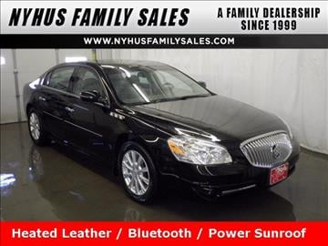 2011 Buick Lucerne for sale in Perham, MN