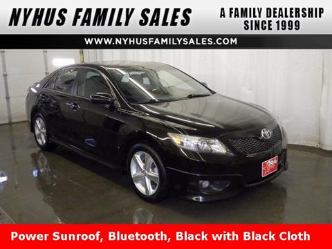 2011 Toyota Camry for sale in Perham MN