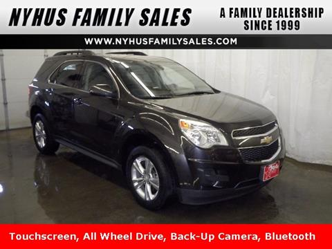 2015 Chevrolet Equinox for sale in Perham MN