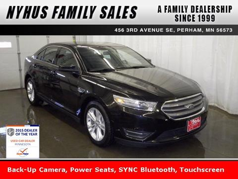 2014 Ford Taurus for sale in Perham MN
