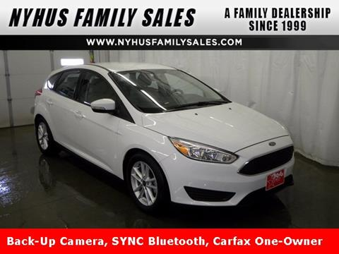 2016 Ford Focus for sale in Perham, MN