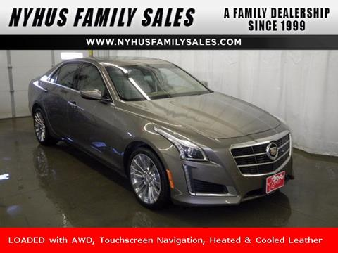 2014 Cadillac CTS for sale in Perham MN