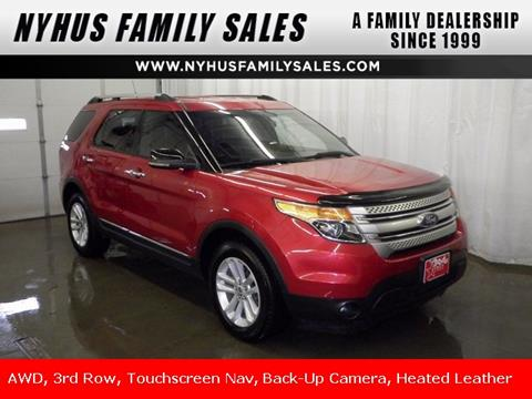 2011 Ford Explorer for sale in Perham, MN