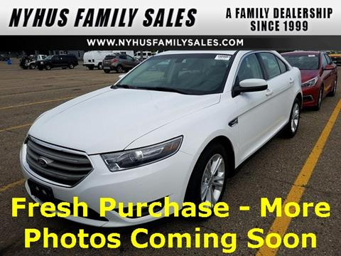 2015 Ford Taurus for sale in Perham, MN
