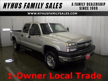 2006 Chevrolet Silverado 2500HD for sale in Perham, MN