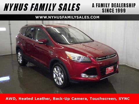 2014 Ford Escape for sale in Perham, MN