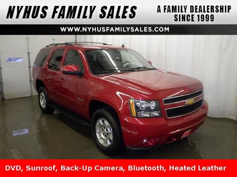 2014 Chevrolet Tahoe for sale in Perham, MN