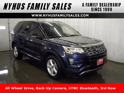 2016 Ford Explorer for sale in Perham, MN